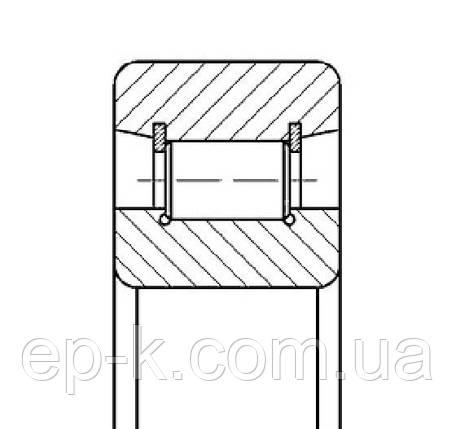 Подшипник 102312 (UМ 1312 В), фото 2