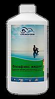 Флокулянт для воды бассейна жидкий, Chemoform, 1л