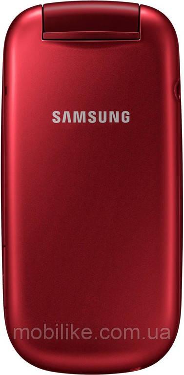 b6623796b1365 Мобильный телефон Samsung GT-E1272 Red DualSim, цена 1 299 грн., купить в  Днепре — Prom.ua (ID#893691768)