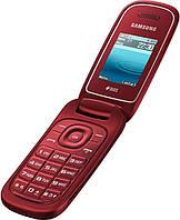 Мобильный телефон Samsung GT-E1272 Red DualSim