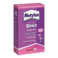 Клей для шпалер Metylan Вініл Преміум, 300 грам