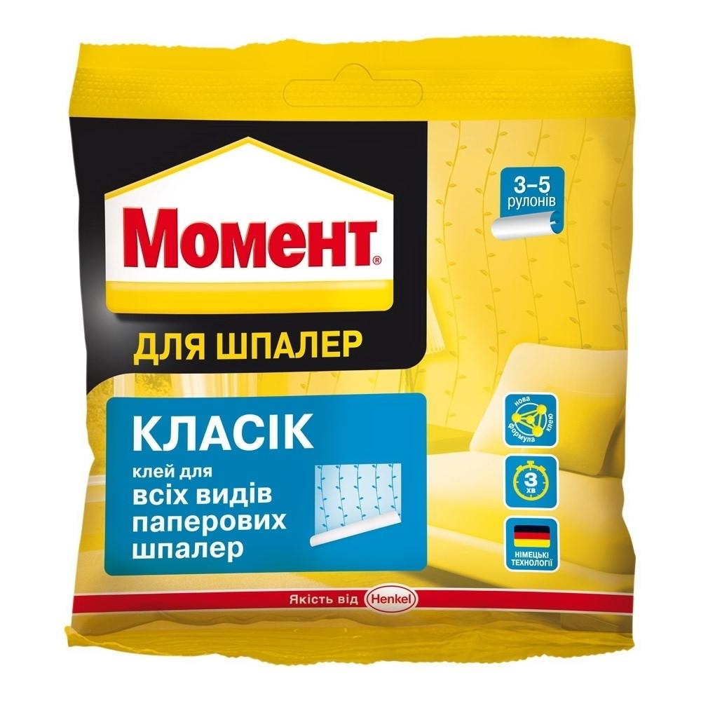 Клей для шпалер Moment Класік, 95 грам