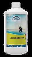 Средство для предотвращения образования налета кальция в бассейне Кальстаб , Freshpool, 1 л, фото 1
