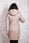 Женское весеннее пальто больших размеров - модель 2019 - (кт-456), фото 7