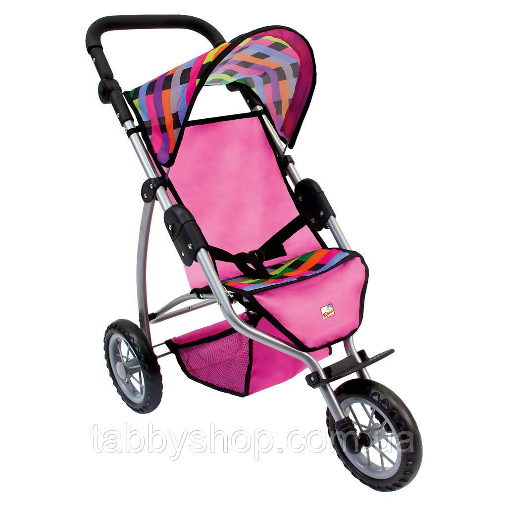 Трехколесная коляска для кукол BINO (большая)