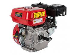 Двигатель 168F - (с понижающим редуктором 1/2) (6,5 л.с.) TATA