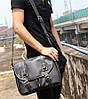 Сумка мужская BritBag LX черная, фото 3