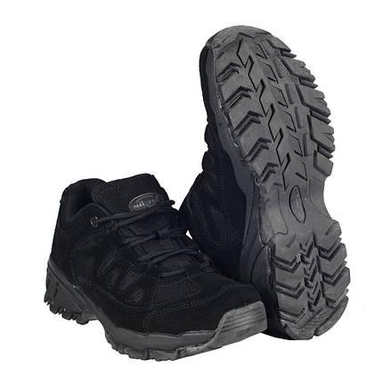 Тактичні кросівки Trooper Squad 2,5 дюйма, Sturm Mil-Tec. Black, 43, фото 2