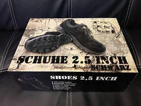 Mil-Tec тактичні кросівки Trooper Squad 2,5 дюйма, Sturm Mil-Tec., фото 3