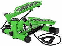 Степпер Hop-Sport (зелений) / Степпер Hop-Sport HS-30S green