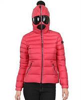 Женская Оригинальная зимняя куртка  с очками  AI RIDERS, Италия. Размер М
