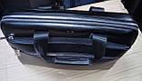 Чоловіча сумка Gorangd через плече з відділом під ноутбук,документи., фото 4