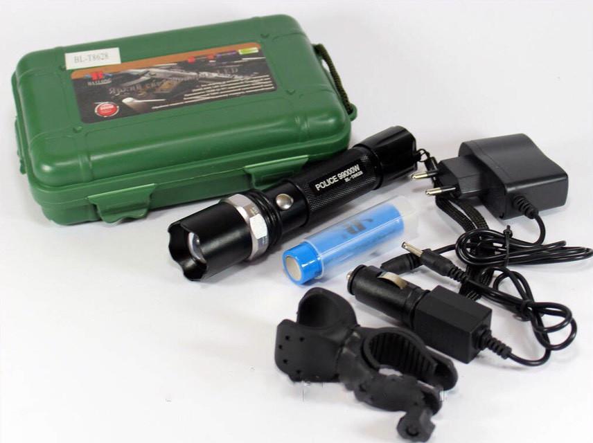 Фонарик Police BL-8628/ 5000W (80 шт/ящ)