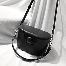 Сумка женская Micocah Square Black eps-6123, фото 3