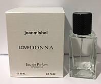 Туалетная вода для женщин jeanmishel Love Donna 60ml