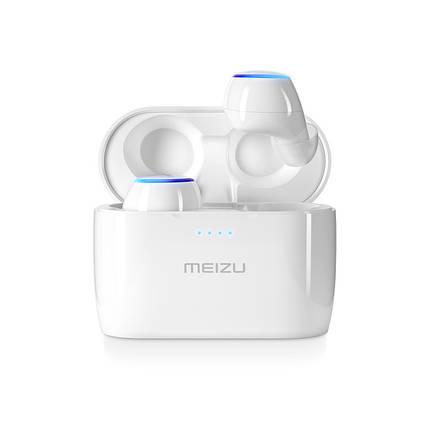 Беспроводные наушники Meizu Pop TW50 True Wireless White eps-18066, фото 2
