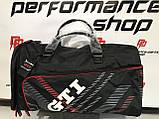 Дорожно-спортивная сумка Volkswagen GTI Travel and Sports Bag 5KA087318, фото 2