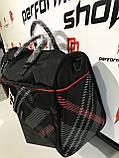 Дорожно-спортивная сумка Volkswagen GTI Travel and Sports Bag 5KA087318, фото 6