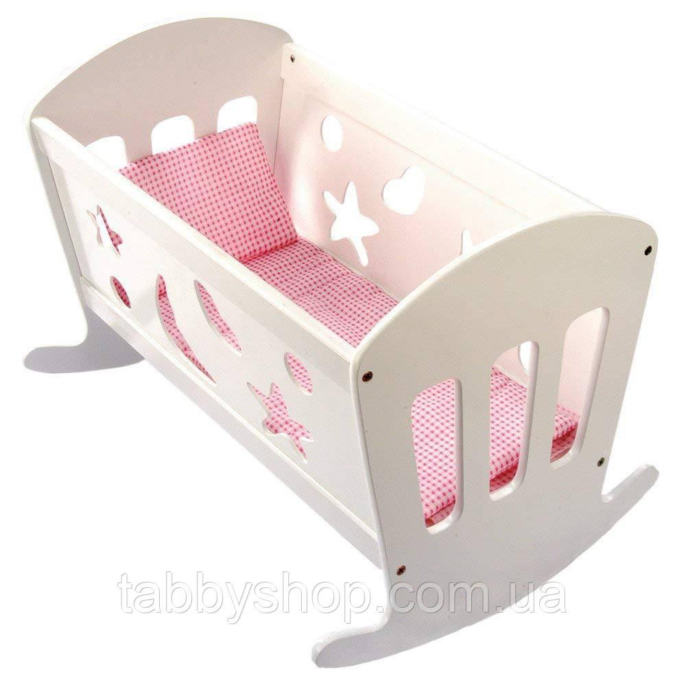 Кроватка для кукол BINO