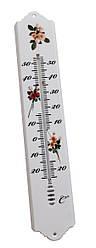 Термометр уличный фасадный пластмассовый 50 см