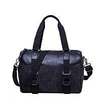 Дорожная сумка мужская Texas Brad черная eps-10011