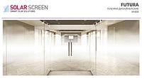 Декоративная матовая пленка с плавным переходом Solar Screen Futura 1.52 метра