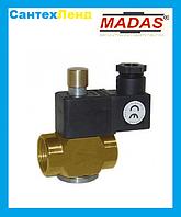 Электромагнитный клапан нормально открытый MADAS M16/RAO N.A. DN20 (500mbar, 230В)