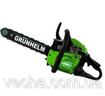 Бензопила Grunhelm GS5200M Professional (3.3 кВт, 455 мм)