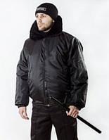 Куртка зимняя для охраны Пилот