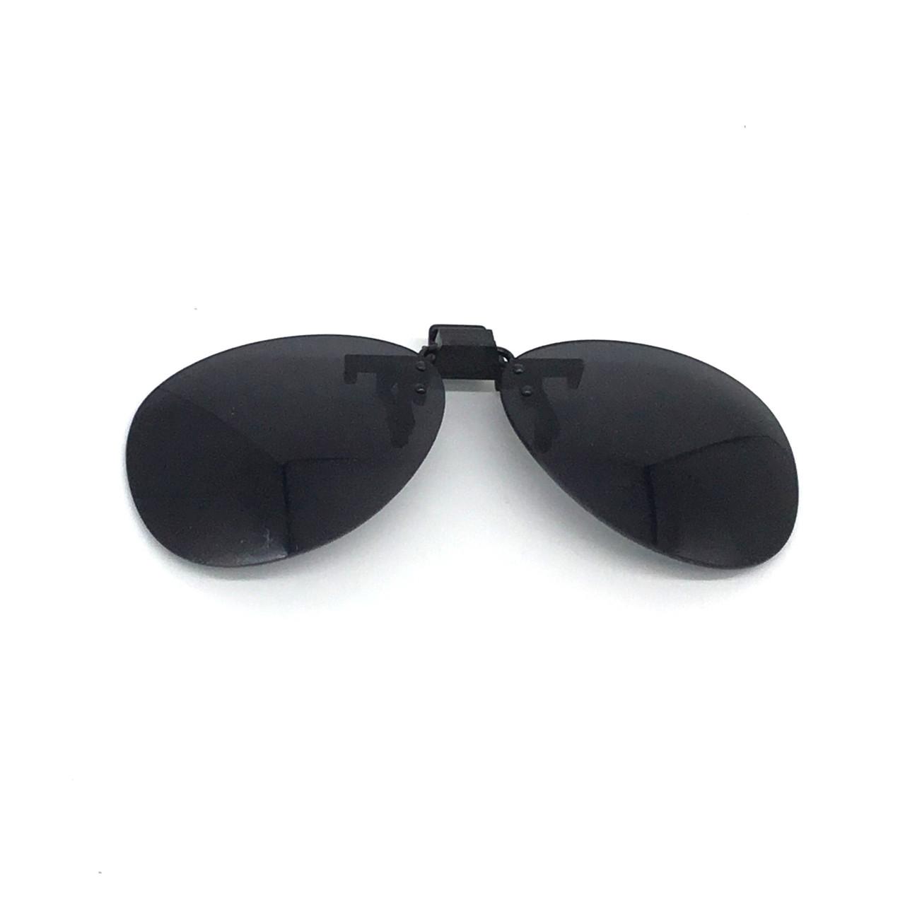 Насадка на очки с большим креплением