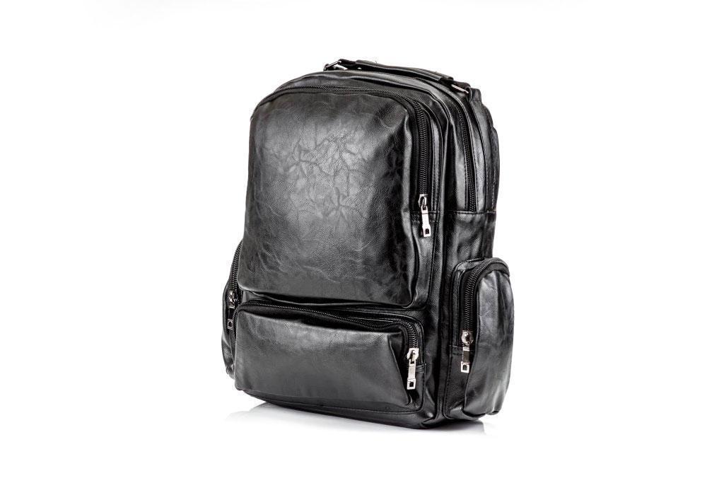 86811a0a6368 Рюкзак кожаный мужской городской вместительный. Черный.: продажа ...