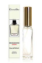 Мини-парфюм мужской Christian Dior Dior Homme Sport, 20 ml.