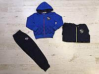 Спортивный костюм 2 в 1 для мальчика оптом, Sincere, 116-146 см,  № LL-2681, фото 1