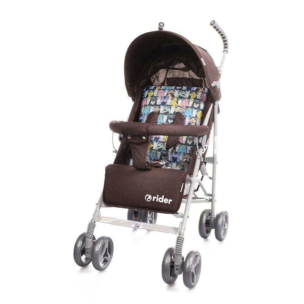 Babycare Прогулочная коляска-трость BABYCARE Rider Brown (BT-SB-0002L)