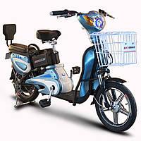 Электровелосипед ELF-2 (450W-48/12 V/Ah)
