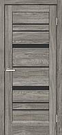Межкомнатная дверь Рино 02 G NL дуб Денвер, фото 1