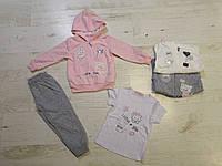 Спортивный костюм тройка для девочек Sincere 12-36 мес., фото 1