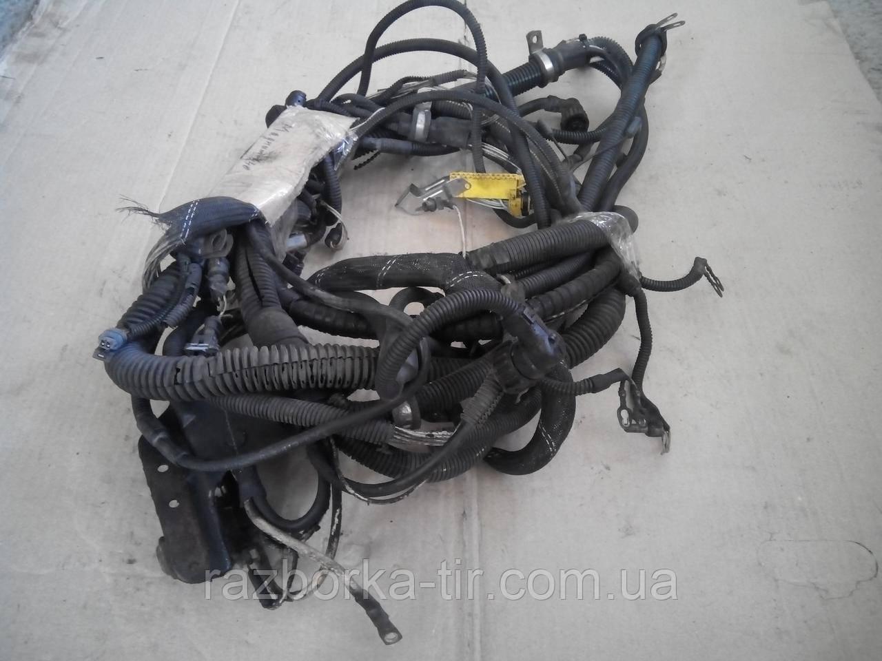 Проводка двигуна Renault Magnum