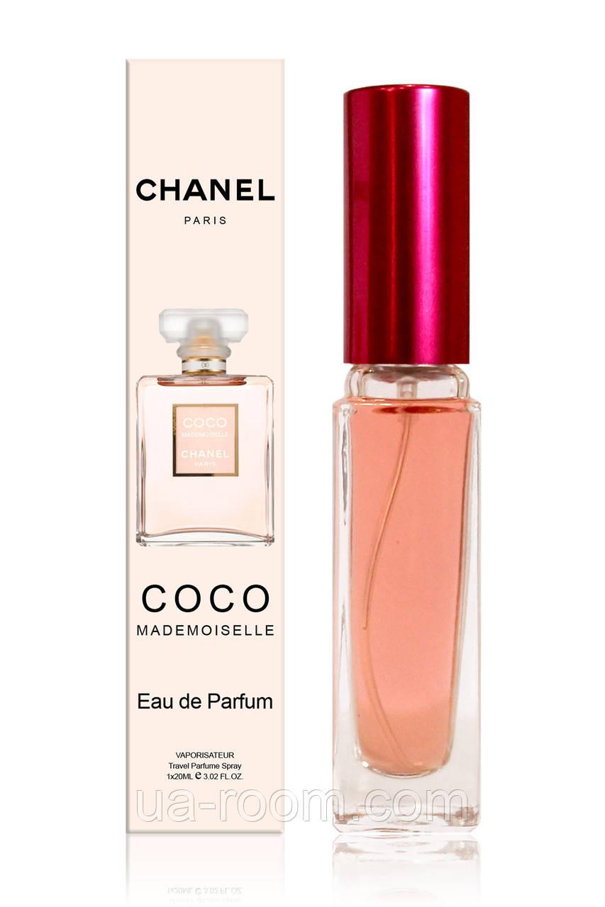 Мини-парфюм женский Chanel Coco Mademoiselle, 20 ml.