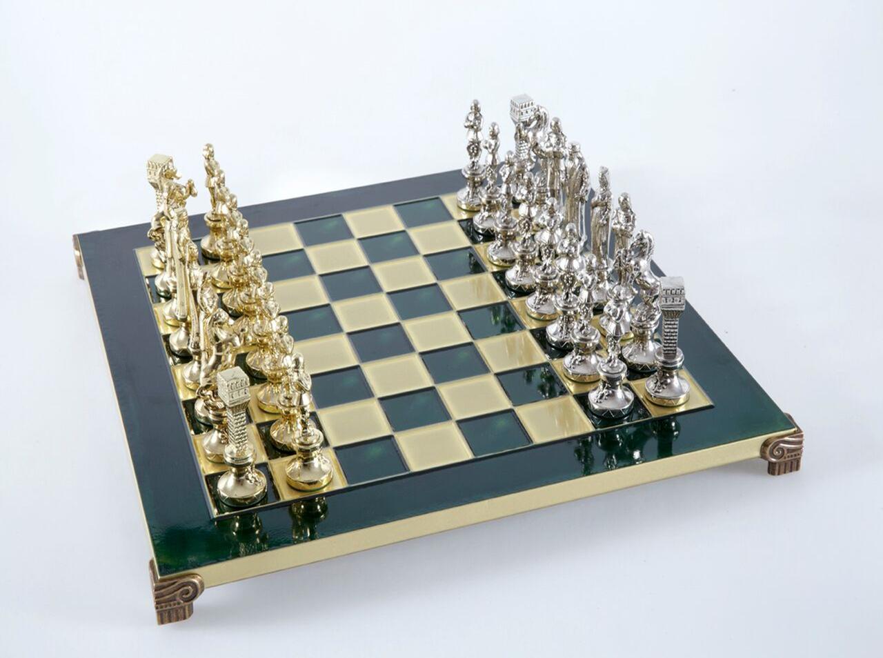 Шахматы -Manopoulos-  -Ренессанс- S9GRE