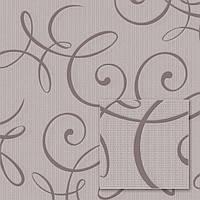 """Обои виниловые """"Геометрический вензель"""" универсальные, капучиновые, 0,53 Х 10 – Синтра 303832"""