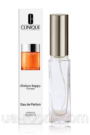 Мини-парфюм мужской Clinique Happy for men, 20 ml., фото 2