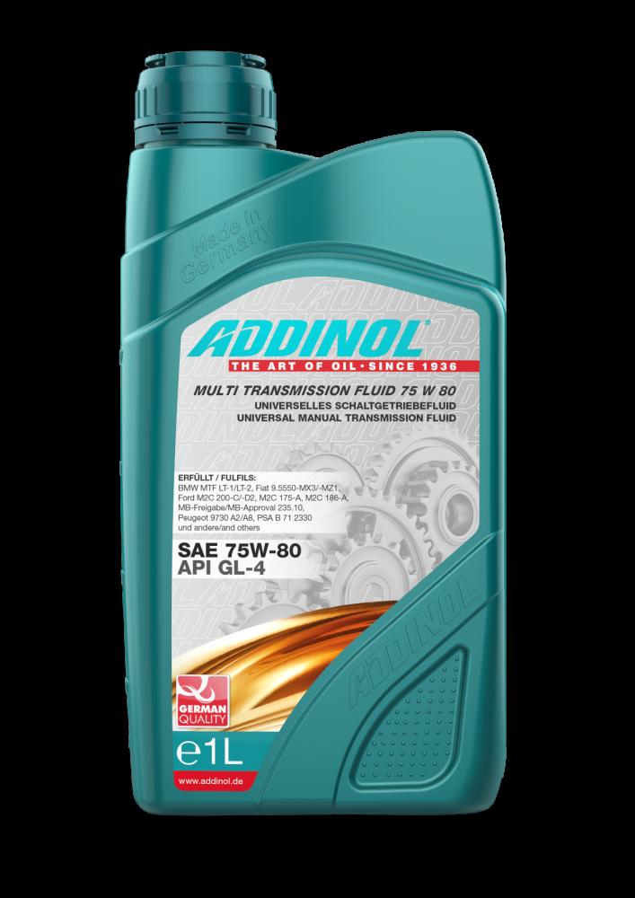 Addinol Multi Transmission Fluid 75W-80 1л