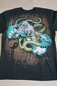 Футболка Liquid Blue the tiger and the dragon