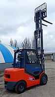 Дизельный погрузчик CPCD35W15H с кабиной, Heli, грузоподъемность 3,5 тонны, FFT4500, вилочный автопогрузчик