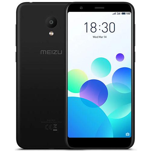 Смартфон Meizu M8с 16Gb Black Global version (EU) 12 мес