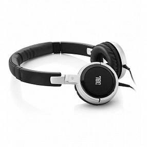Наушники JBL On-Ear Headphone T300A Black/Silver (T300ABNS), фото 2