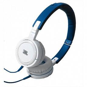 Наушники JBL On-Ear Headphone T300A Blue/White (T300ABNW), фото 2