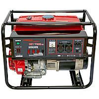 Бензиновый трехфазный генератор ETERNUS BHT7000DX