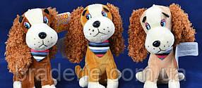 Мягкая игрушка Собака Пудель в платке 005136/AF-36